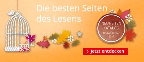 Neuheitenkatalog Herbst/Winter 201