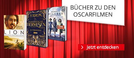 Oscars 2017 - Bücher zu den Filmen