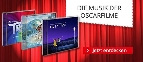 Oscars 2017 - Soundtracks der Filme