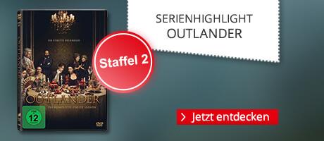 Serienhighlight: Outlander - 2. Staffel & alles zur Serie