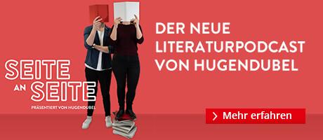 Literaturpodcast Seite an Seite - präsentiert von Hugendubel