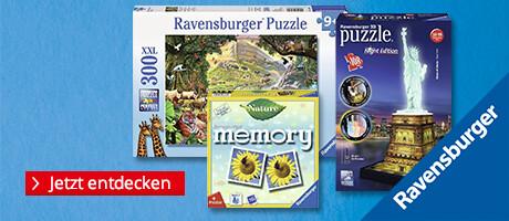 Ravensburger Spiele & Puzzle
