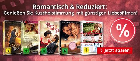 Romantische Filme für die kalte Jahreszeit