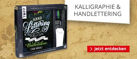 Kalligraphie & Handlettering