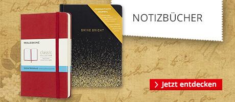 Notizblöcke- & Bücher