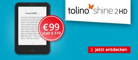 tolino shine 2 HD für nur € 99
