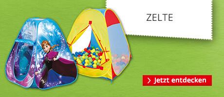 Zelte für den Garten