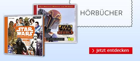 Star Wars Hörbücher