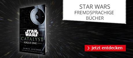 Star Wars fremdsprachige Bücher