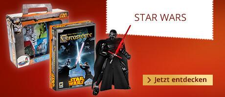 Star Wars - alle Filme, Spielwaren, Bücher & mehr