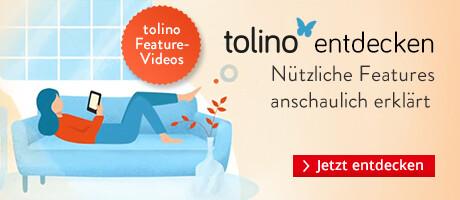 tolino entdecken - nützliche Features anschaulich erklärt
