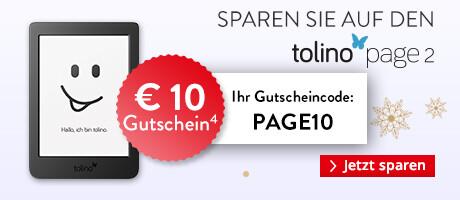 Ihr €10-Gutschein auf den page 2