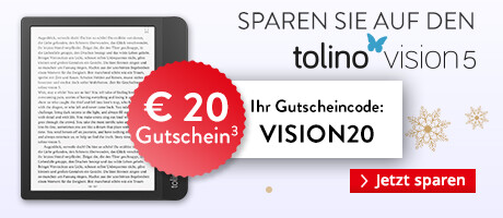 Ihr €20-Gutschein auf den vision 5