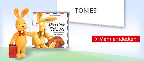 Tonies - die Hörfiguren für die Toniebox