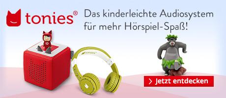 tonies® - das kinderleichte Audiosystem für mehr Hörspiel-Spaß!