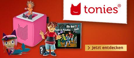 tonies - das neue Hörsystem für Kinder