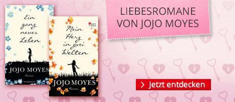 Die schönsten Romane von Jojo Moyes