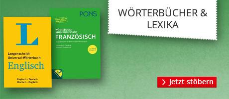 Wörterbücher & Lexika