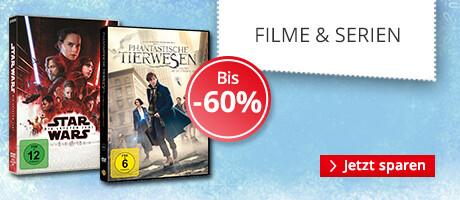 WSV bei Hugendubel.de - Sparen Sie auf Filme & Serien!