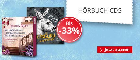 WSV bei Hugendubel.de - Sparen Sie auf Hörbuch-CDs!
