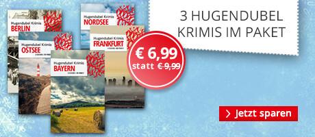 WSV bei Hugendubel.de - Sparen Sie auf die Hugendubel Krimi Edition!