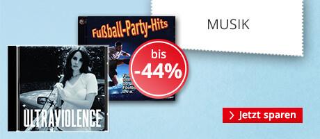 WSV bei Hugendubel.de - Sparen Sie auf Musik!