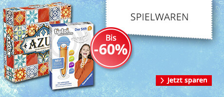 WSV bei Hugendubel.de - Sparen Sie auf Spielwaren!