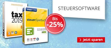 WSV bei Hugendubel.de - Sparen Sie auf Steuersoftware!