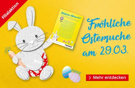 Fröhliche Ostesuche 2018