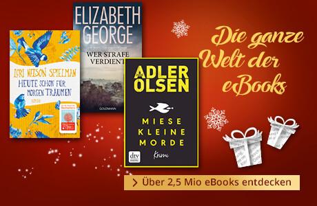 Die ganze Auswahl an über 2,5 Mio eBooks - jetzt bei Hugendubel.de