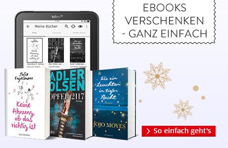 eBooks verschenken - so einfach geht's