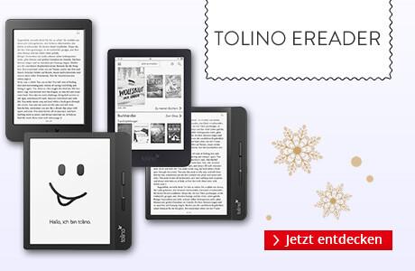 tolino eReader - die neue Generation
