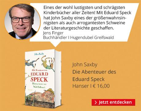 Die Abenteuer des Eduard Speck