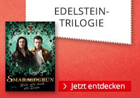 Die Edelstein-Trilogie von Kerstin Gier bei Hugendubel