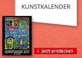 Kunstkalender für 2017 bei Hugendubel