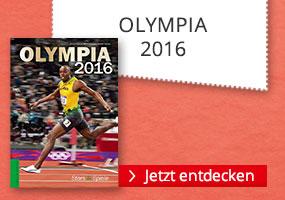 Die Olympischen Spiele 2016 bei Hugendubel