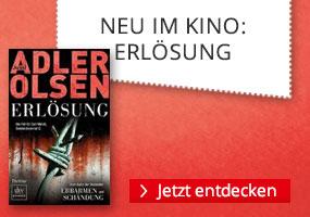 Erlösung von Jussi Adler-Olsen neu im Kino