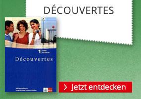 Lernhilfen bei Hugendubel.de: Découvertes