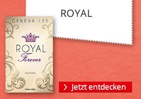 Dreierteaser - Royal Reihe
