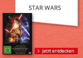 Dreierteaser - Star Wars