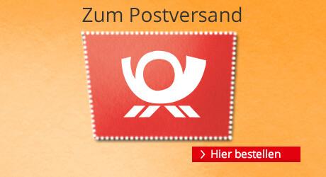 Die Hugendubel Geschenkkarte zum Postversand