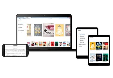 Digital lesen mit dem tolino webreader