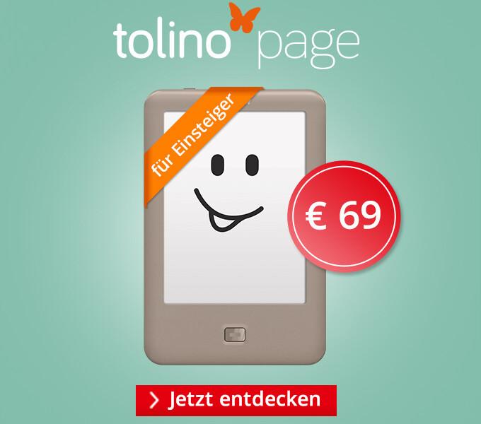 tolino page - Die leichte Art des Lesens