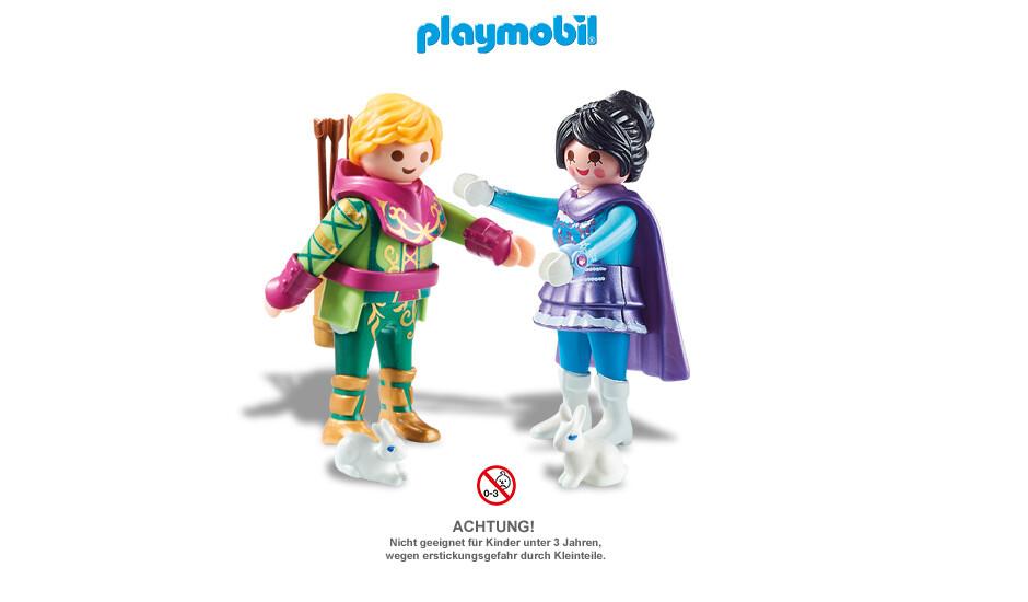 Playmobil Figur Originalgröße