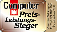Computerbild tolino shine 2 HD Preis-Leistungs-Ssieger