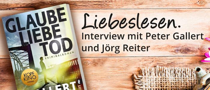 Gallert& Reiter im Interview