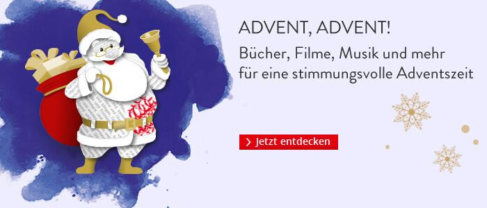 Advent, Advent: Bücher und mehr für eine stimmungsvolle Adventszeit