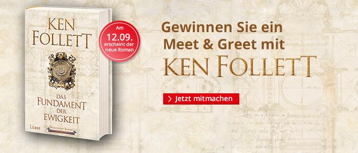 Treffen Sie Ken Follett