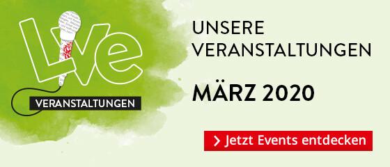Live! Veranstaltungen bei Hugendubel.de