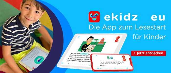 Lesenlernen mit eKidz.eu